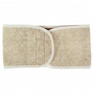 Пояс из верблюжьей шерсти (круговой), р-р 48-50