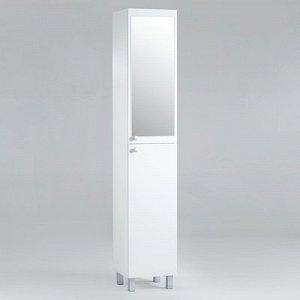 Пенал зеркальный 36 х 34 х 185 см