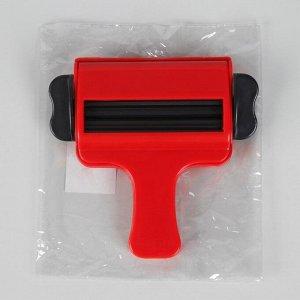 Выжиматель тюбика для краски, 12 ? 12 см, цвет МИКС
