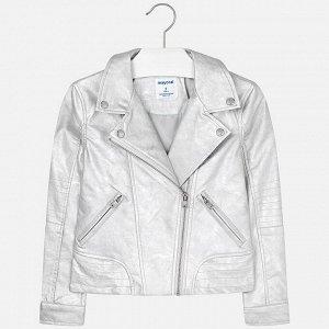 Куртка из исскуственной кожи