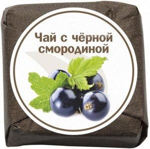 Чай черный с черной смородиной, кубик 5-7 гр