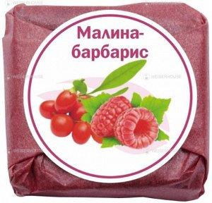 "Фруктовый чай ""Малина-барбарис"", кубик 5-7 гр"