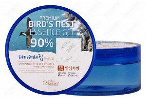 Гель увлажняющий с эктрактом птичьих гнезд 90%