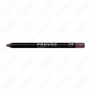 Полуперманентный гелевый карандаш для губ