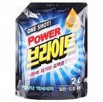 "Жидкое средство для стирки ""One shot! Power Bright Liquid Detergent"" с ферментами"
