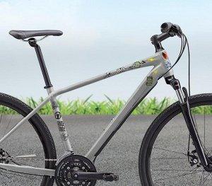 Наклейки на велосипед.