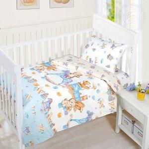 Комплект постельного белья Детство