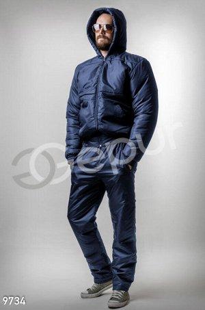 Мужской зимний костюм