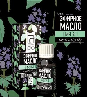 Эфирное масло Aroma BIO Мята 10 мл
