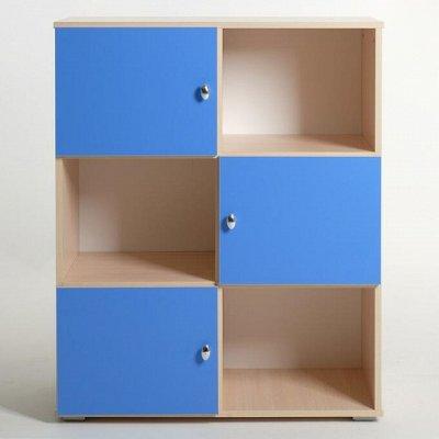 Академия мебели — весеннее обновление  — Шкафы в детскую — Шкафы и стеллажи