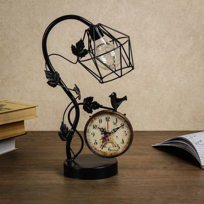 Важные Детали Вашего дома. Красиво и Современно.   — Настольные интерьерные часы — Настольные лампы