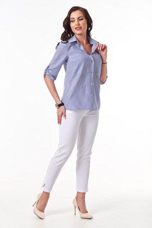 Рубашка Джой (полоска) Б825-1