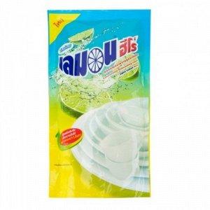 """LION """"Lipon"""" Средство для мытья посуды  500мл (мягкая упак.)  Lemon Hero /24шт/ Таиланд"""