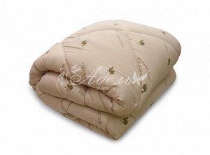 """Одеяло """"Верблюд"""" зима тик 140х205 (вес 1,7кг)"""