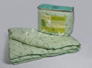 """Одеяло """"Бамбук"""" зима тик 140х205 (вес 1730 г)"""