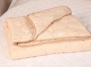 """Одеяло """"Овечья шерсть"""" стеганое всесезон микрофибра 140х205 (300 г/м2)"""