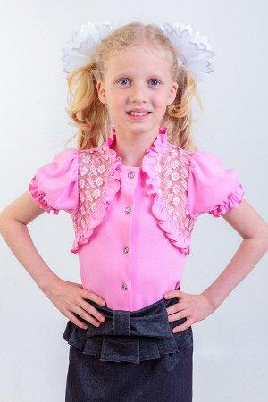 """Блузка """" Сара """", розовый"""