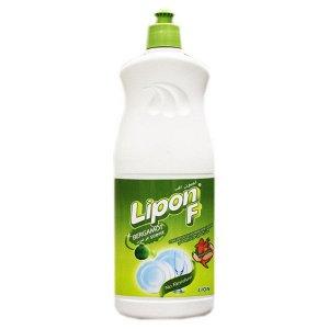 "LION ""Lipon"" Средство для мытья посуды  500мл ""Бергамот"" (пуш-пул) /24шт/ Таиланд"