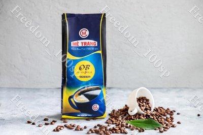 ☕Вкусный Вьетнам. Чай, кофе, манго и прочие вкусности! — Зерно. Вьетнам. — Кофе в зернах