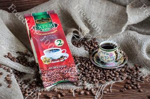 Молотый кофе Expert Blend 2 King 500гр