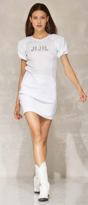 Белое Платье JIJIL