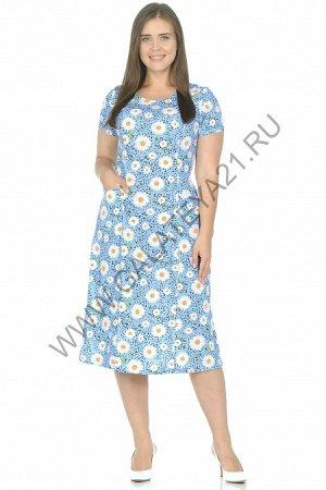 Платье ( размеры 62-66 ) (Код: С-2622.1 )