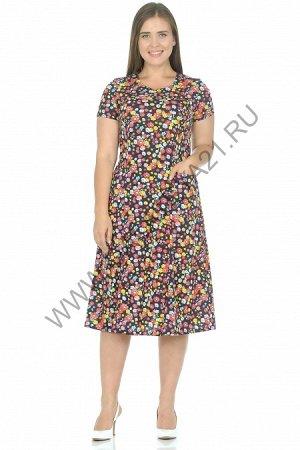Платье ( размеры 48-60 ) (Код: С-2622 )