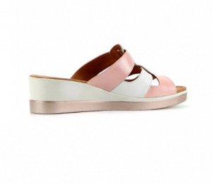 Босоножки 3011.315'wp pink-white