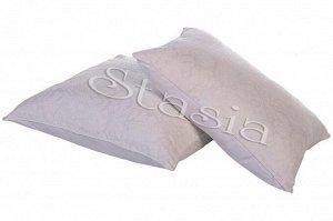 Подушка Лебяжий пух - Поплин