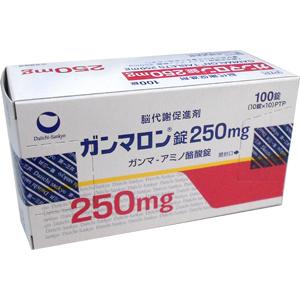 Daiichi-Sankyo Gammalon Гаммалон 250мг (100шт)