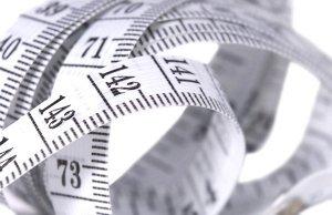 Сантиметр узкий Длина: 1,5 м Ширина: 60 мм