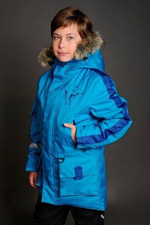Зимняя куртка для морозной прогулки