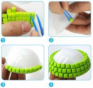 Набор для творчества «Создай 3D игрушку - Сова»