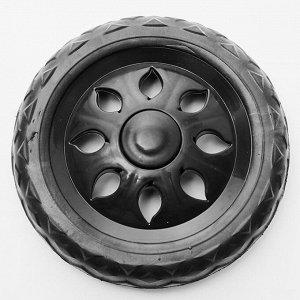 Колесо для багажной тележки (модели DT-20 и ТБР-20) диаметр 16 см DT-20K