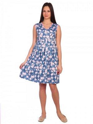 Платье Nuvolento Цвет: Голубой. Производитель: АстраИвТекс