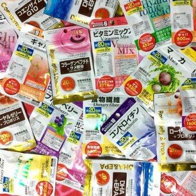 Оздоравливающий пластырь для ног Детокс от 89руб! —  Японские витамины для здоровья и иммунитета DAISO — Витамины, БАД и травы