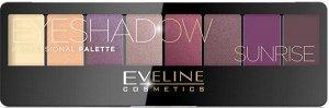 Eyeshadow Professional Palette Тени для век: 01-SUNRISE  (*3*18)
