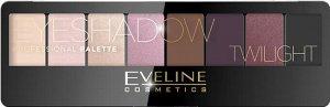 Eyeshadow Professional Palette Тени для век: 02-TWILIGHT (*3*18)