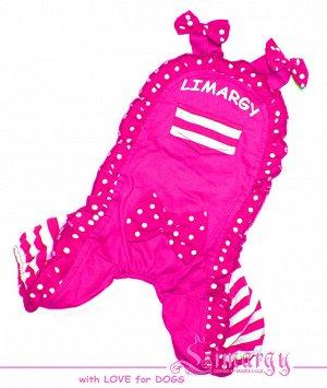 Комбинезон 'L-girl' розовый