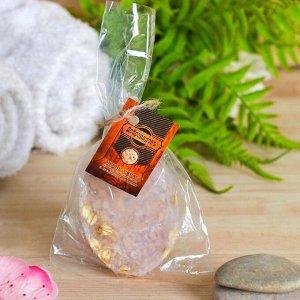 Мыло-скраб из гималайской соли с овсяными хлопьями, 80 г