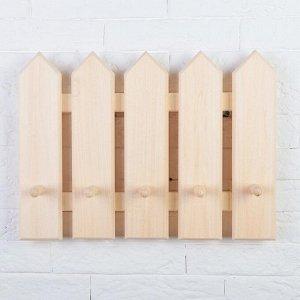 Вешалка «Забор» 400*300*80мм