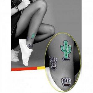 GAB Cacti колготки жен.