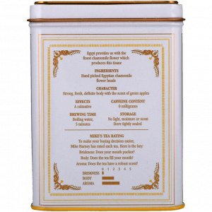 Harney & Sons, Fine Teas, Чай с ромашкой, 20 чайных саше, 0,9 унций (26 г)