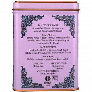 Harney & Sons, Чай с черной смородиной, 20 пакетиков, 1,4 унции (40 г)