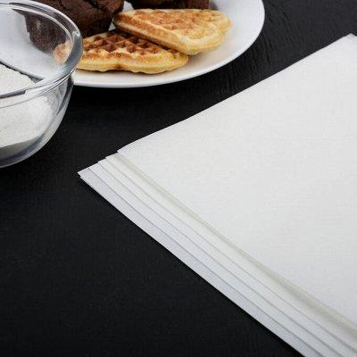 Кухонный Рай -Аксессуары,Хранение,Готовка,Подставки !   — Бумага для выпекания — Бумага для выпечки