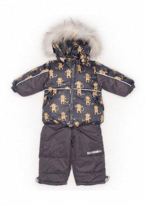 Куртка+полукомбинезон для мальчика 80 размер