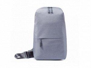 Рюкзак Xiaomi chest bag серый
