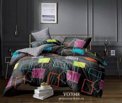 ™ВИКТОРИЯ - постельное белье от 706 руб, текстиль, трикотаж — КПБ Поплин Премиум 100% хлопок — Спальня и гостиная