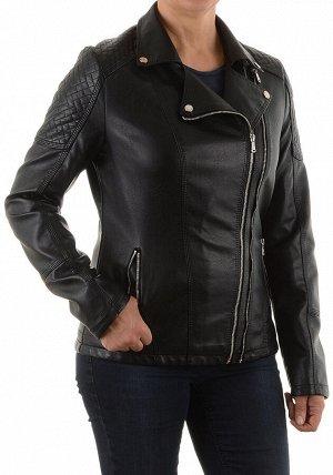 Куртка из PU-кожи LM-918