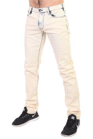 Эксклюзивные мужские джинсы – хитовый club-style, круто «горят» в неоне №275